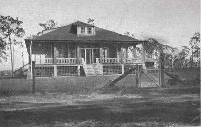 History photo - E.U. Denison Home