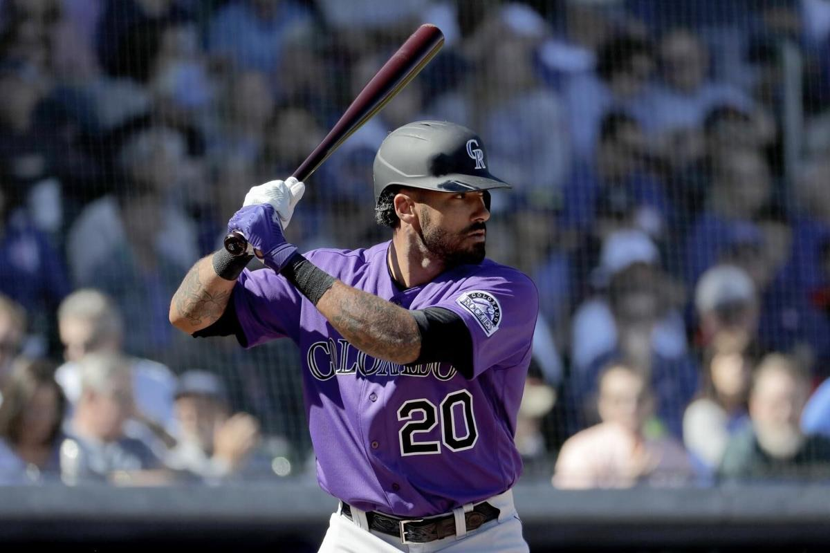Rockies-Desmond Opts Out Baseball