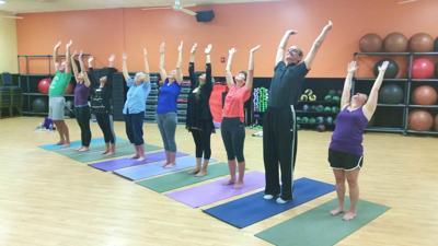 Yoga For Life Nov 6
