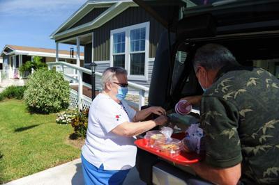 Meals on Wheels ride-along