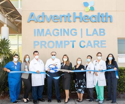 Prompt Care South Ribbon Cutting