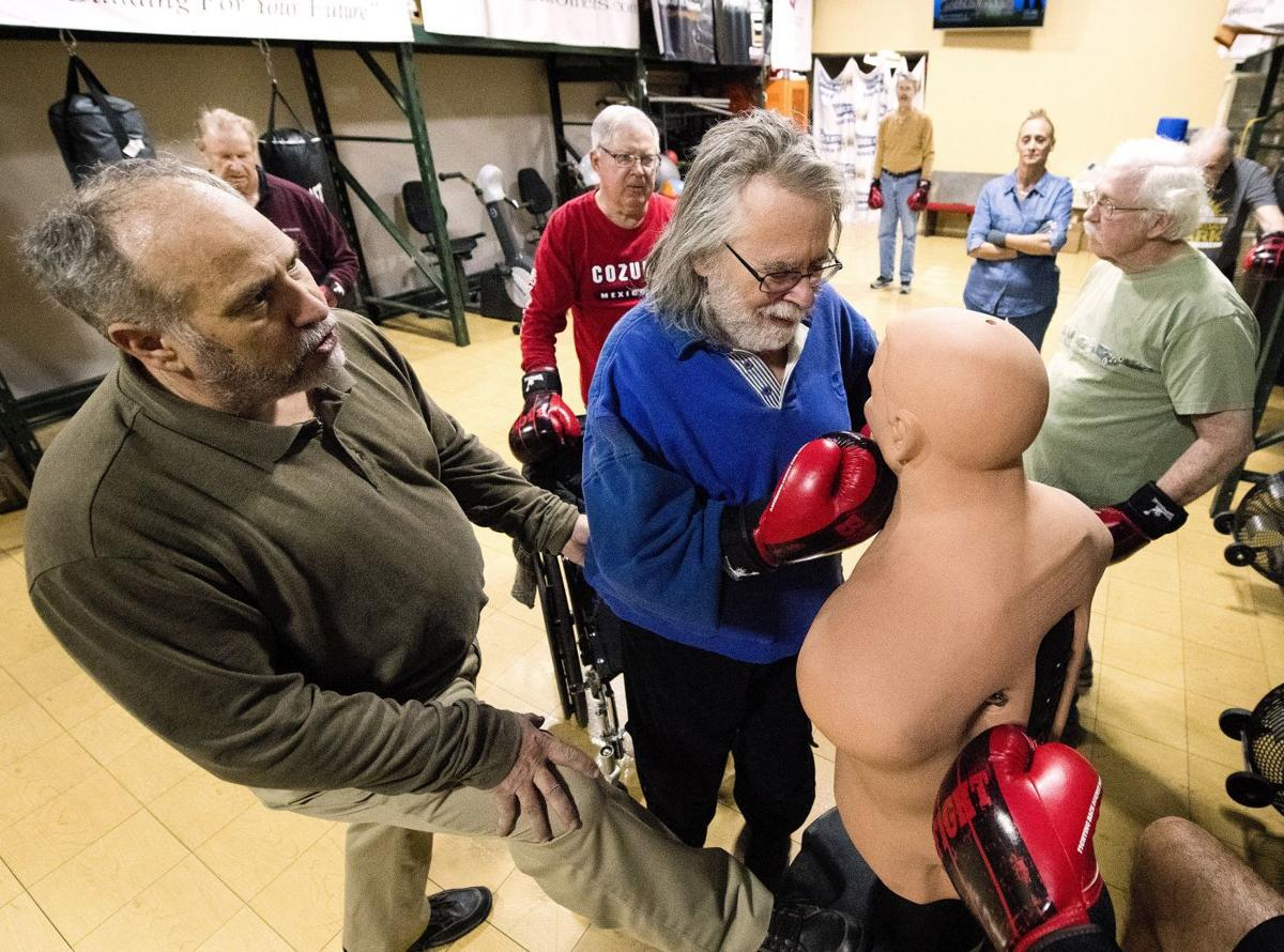 BC-IA--Exchange-Boxing Parkinson's