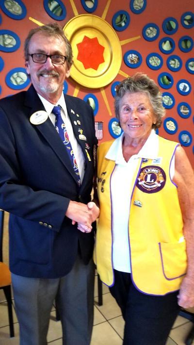Sebring Lions Club meets October 2020