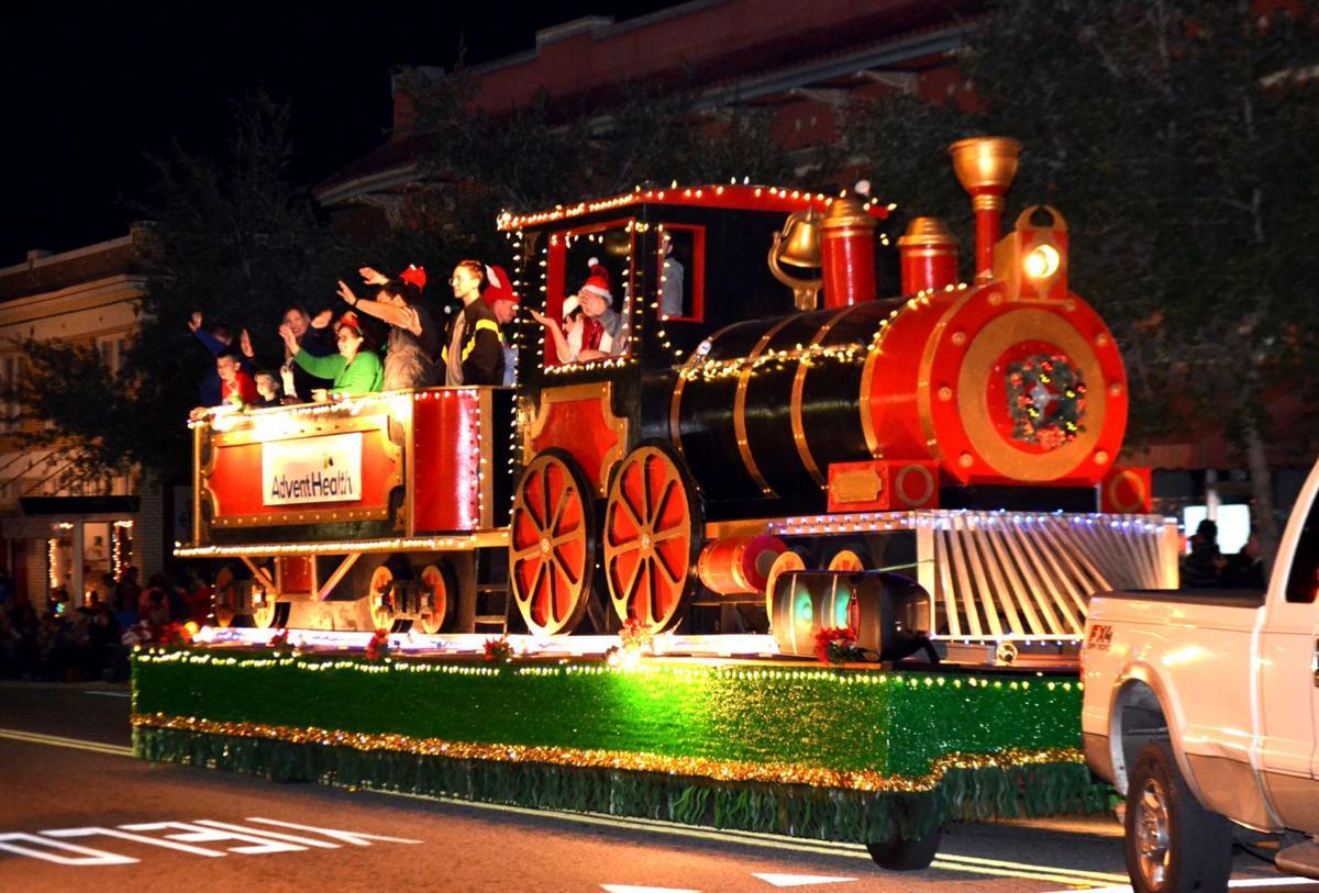 Highlands County Christmas Parade 2020 Sebring Christmas parade brings big crowd | Highlands Sun