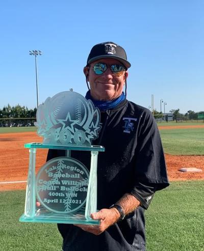 Bill Bullock milestone win