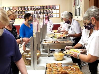 Lunch Club Wednesday meets at Sebring Elks Lodge