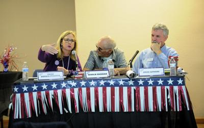 Bartow chamber candidate forum