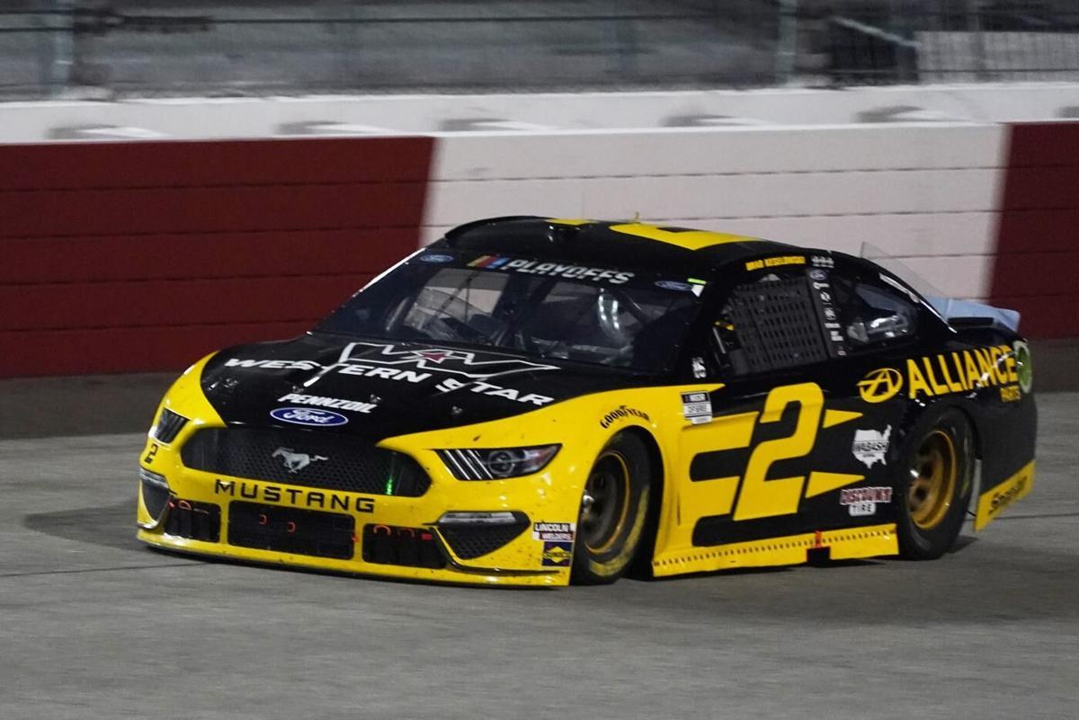 NASCAR Richmond Auto Racing
