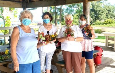 LP Garden Club Garden Therapy Sept