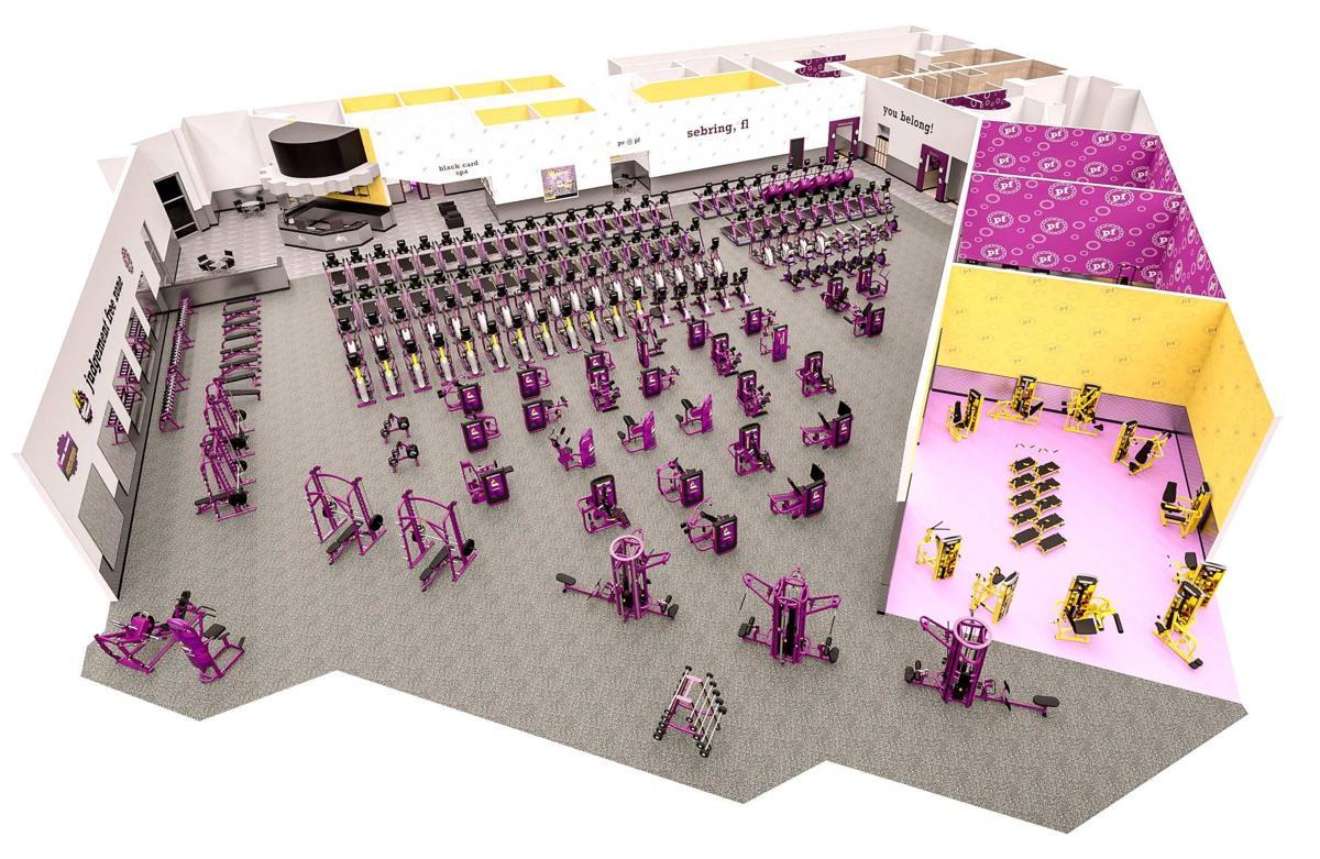 Planet Fitness Coming To Sebring News Midfloridanewspapers Com
