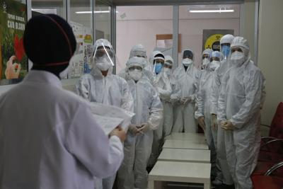 Virus Outbreak Turkey Contact Tracing
