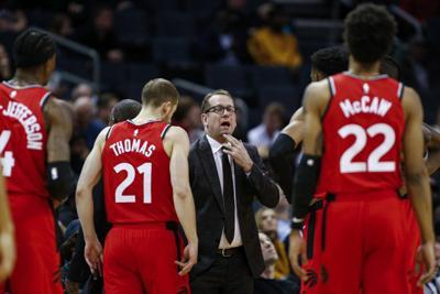 Raptors Restart Basketball