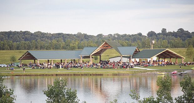 Sunset Fridays returns this month to 370 Lakeside Park