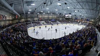 Centene Center Blues training – St Louis Blues photo