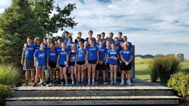 Lutheran High Cross Country