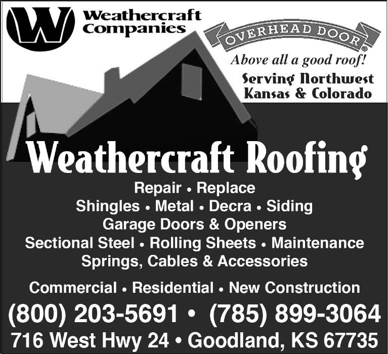 roofing weathercraft services