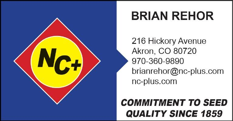 Quality Seed - Brian Rehor