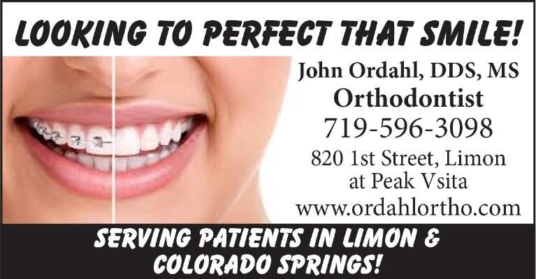 Orthodontist in Limon & Colorado Springs