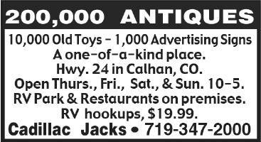 Cadillac Jacks Antiques