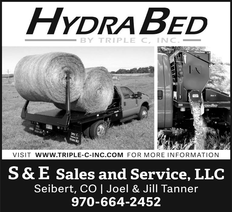 S&E Sales - HydraBed