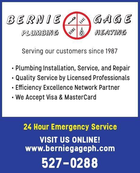 Bernie Gage Plumbing and Heating