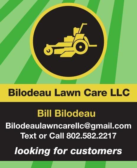 Bilodeau Lawn Care LLC