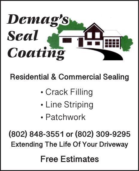 Demag's Seal Coating