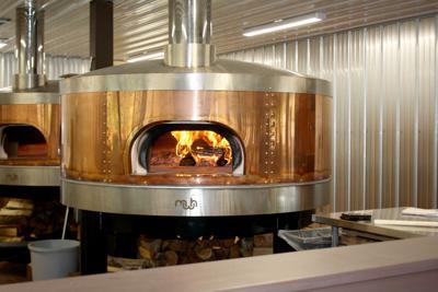 Barnyard Pizza ovens