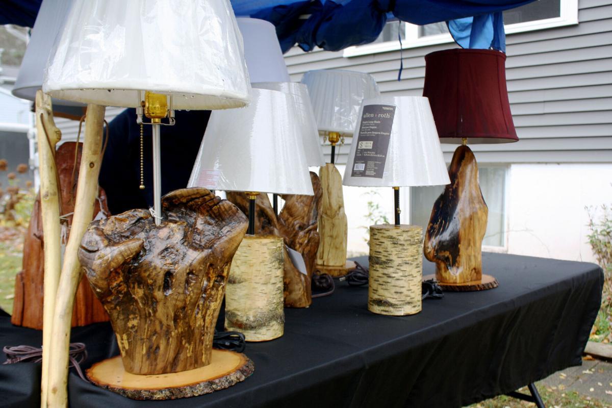 Lake Champlain Driftwood and Stone Crafts 2