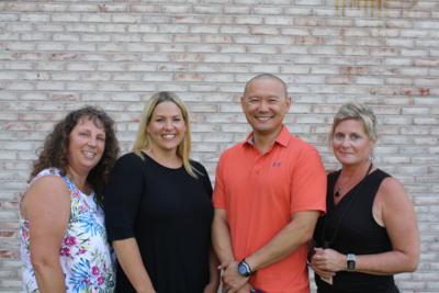 MES leadership team