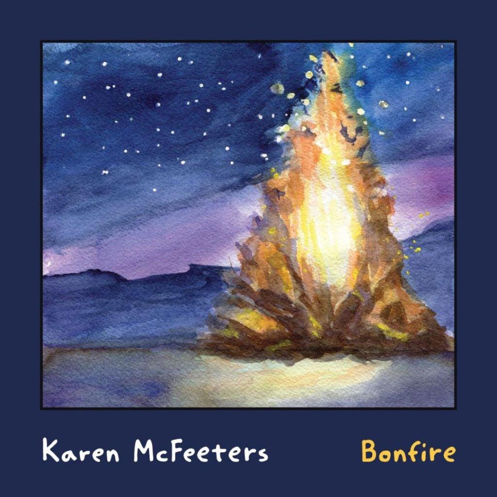 Bonfire by Karen McFeeters