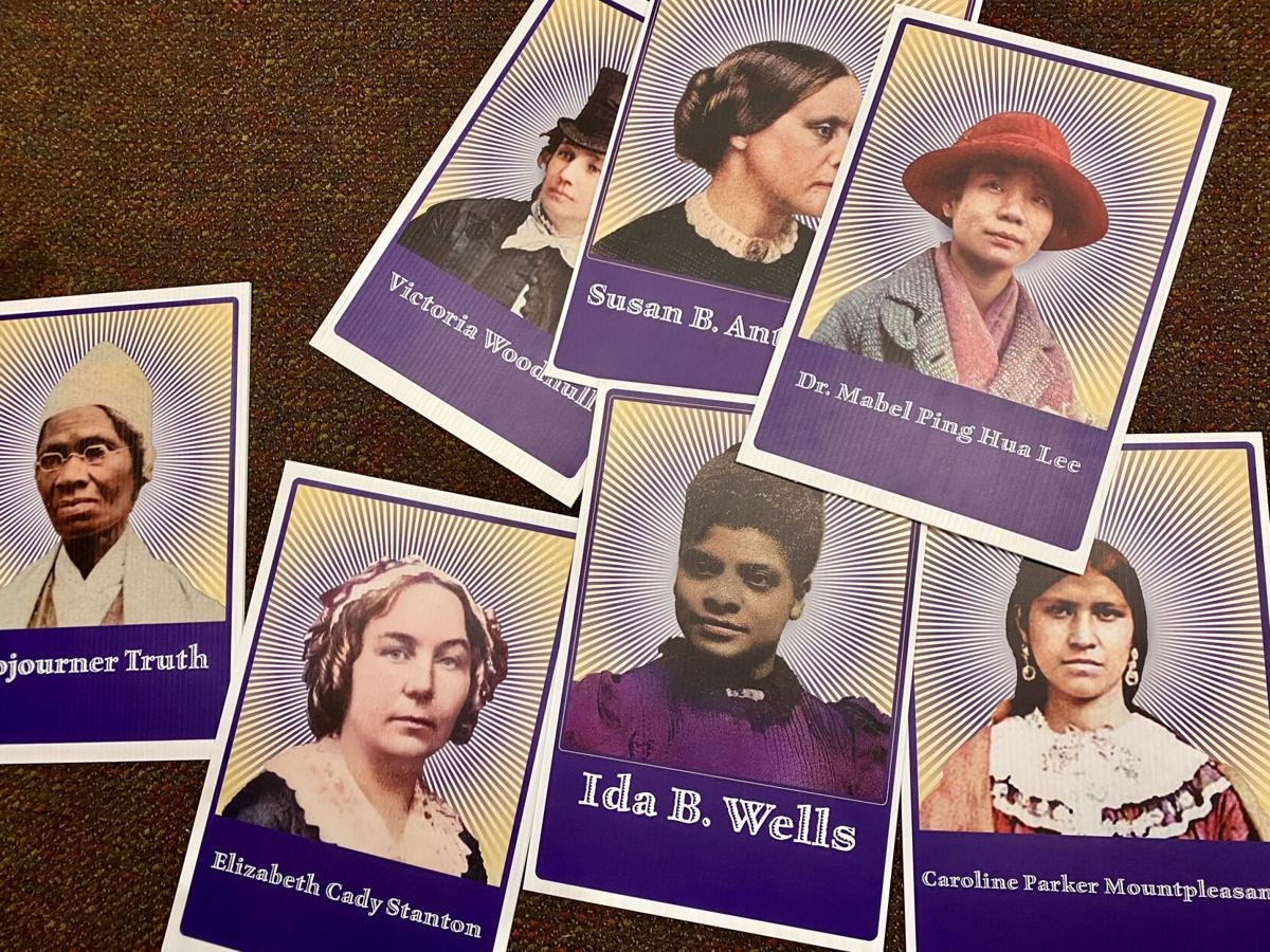 Suffragist Reenactment Society
