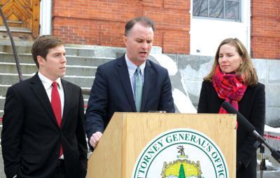 Attorney General TJ Donovan (copy)