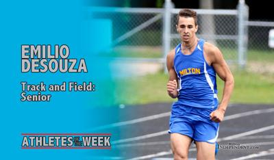 Athlete of the Week: Emilio Desouza