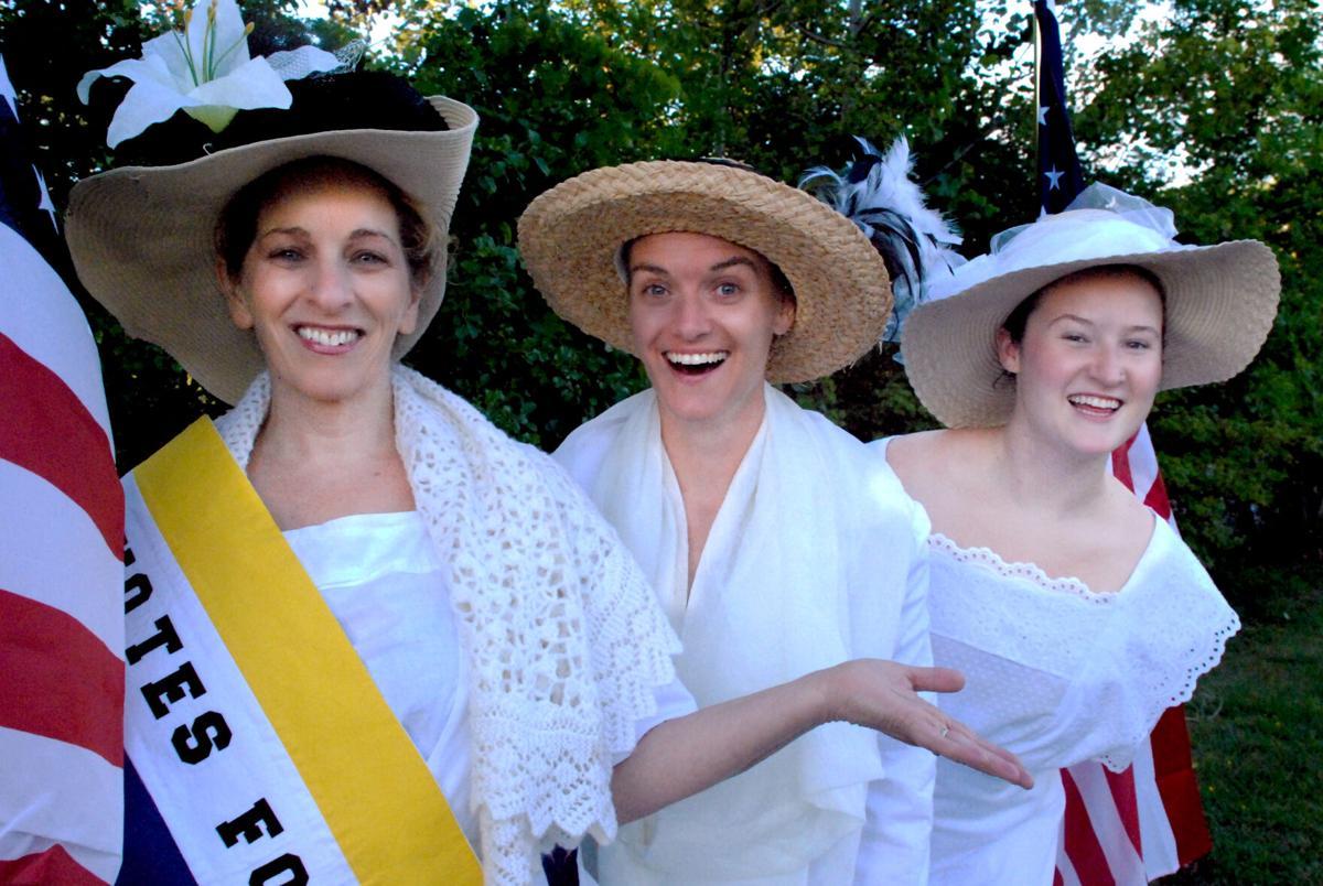 The Suffragist Reenactment Society