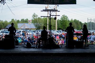 Milton Music in the Park