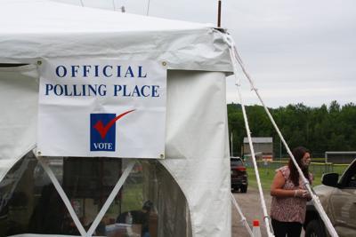 Drive-thru vote june 9 4