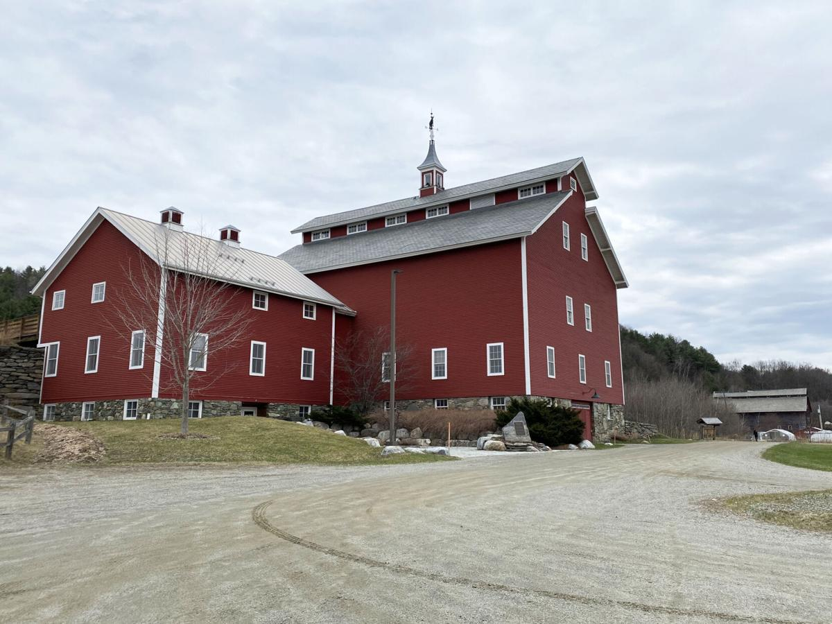 West Monitor Barn - VYCC