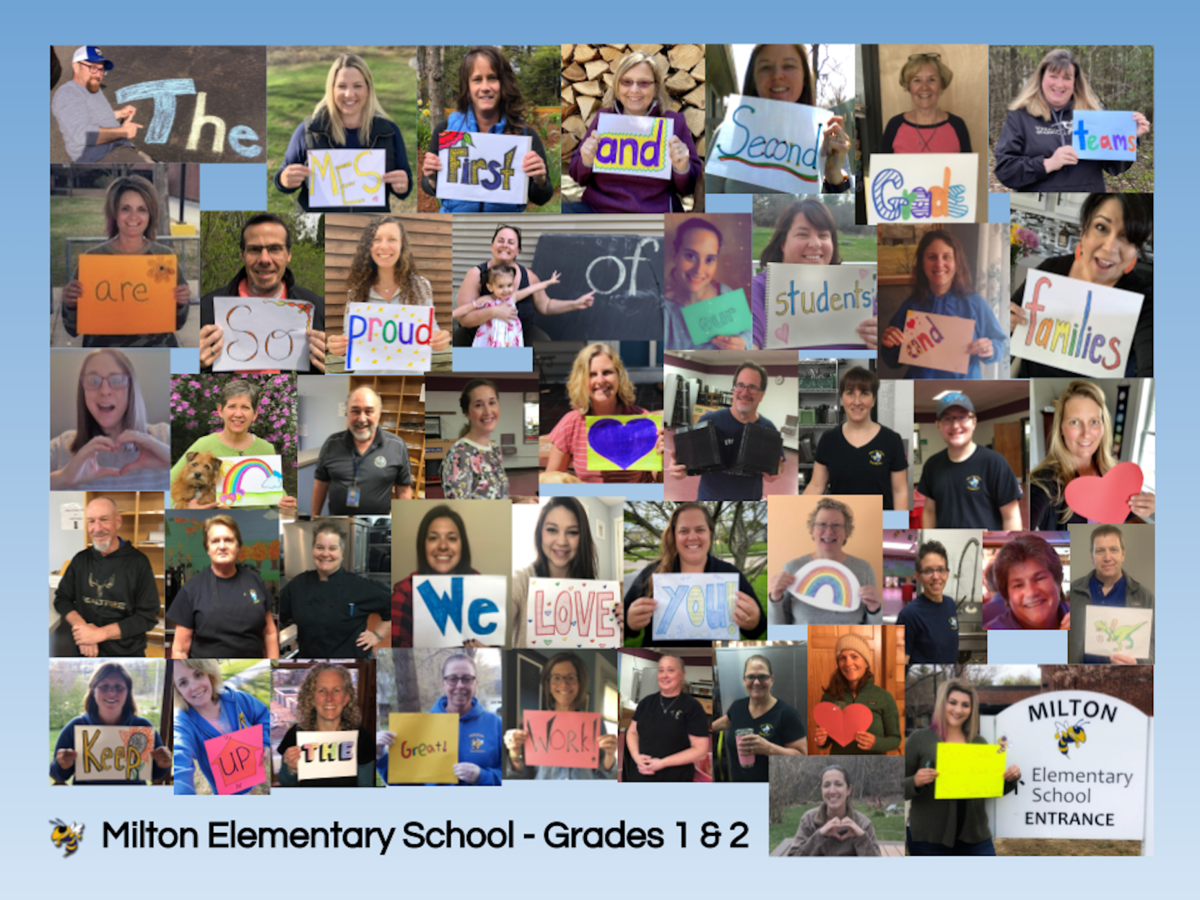 MTSD 1st & 2nd collage