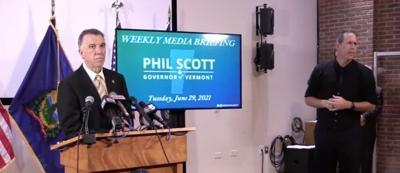 Governor Phil Scott June 29