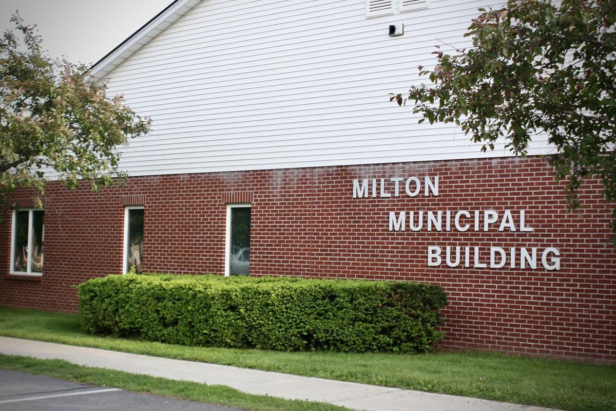 Milton Stock: Municipal Office