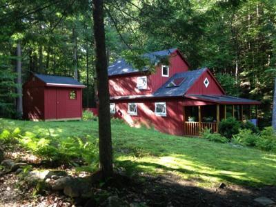 Silver Brook Cabin