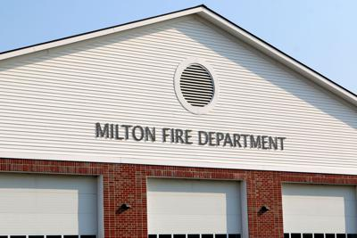 milton fire stock