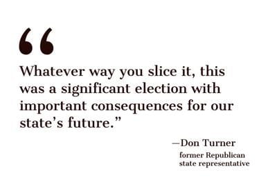 Don Turner Oped: Three Key Takeaways from the Vermont Election Results