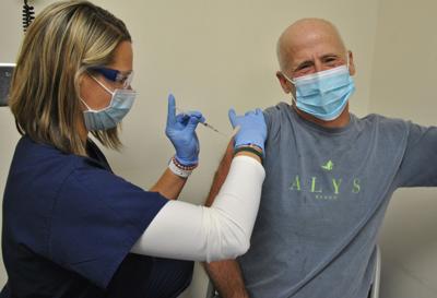 Dr. Marc Kutler, Northwestern Medical Center, COVID-19 vaccine, 12-16-2020