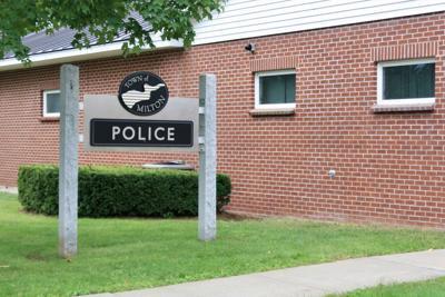 MILTON STOCK: Police