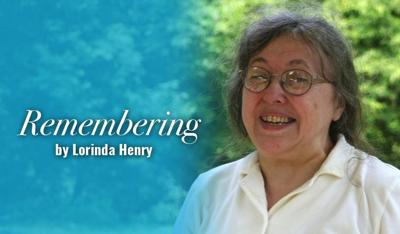 Remembering by Lorinda Henry
