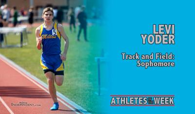 Athlete of the Week: Levi Yoder