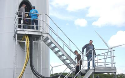 Georgia Wind welcomes visitors