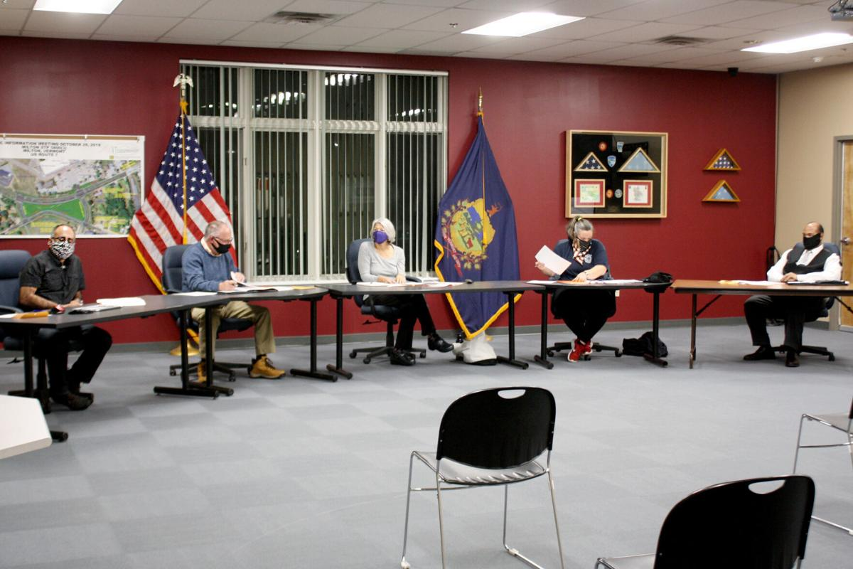 Milton Police Advisory Committee